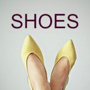 Shoes - NOT FOR SALE